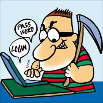 You'll face consequences for misuse of your ID, password: I-T Dept