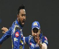 KKR all out for 107 against MI in qualifier 2