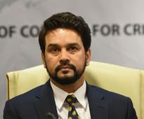 Anurag Thakur claims ICC chairman Shashank Manohar dictated contemptuous part of his affidavit