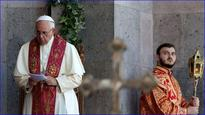 Pope Genocide Comments Show 'Crusader Mentality' -- Turkey