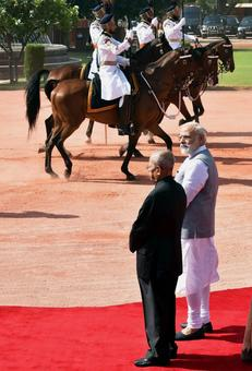 Who will Modi pick to succeed Pranab?