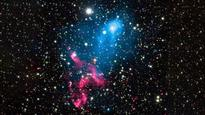 NASA's Chandra and India's GMRT discover a natural particle accelerator in deep space
