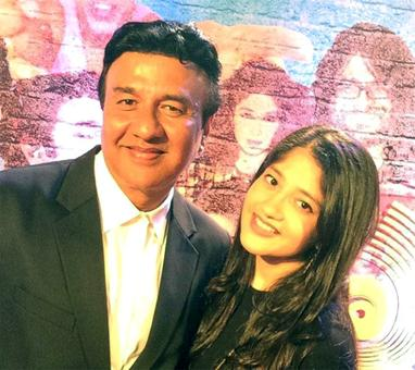 'I get really annoyed when people mimic my father, Anu Malik'