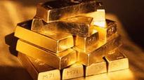 Gold prices down Rs 485 after fall in demand from jewellers