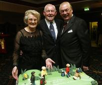 Christy O'Connor Sr funeral told 'father of Irish golf' was a national treasure