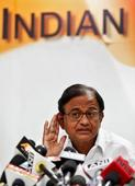 Homes of Chidambaram, son searched by CBI in criminal probe