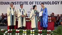 IIT Ropar celebrates 'Fifth Annual Convocation'