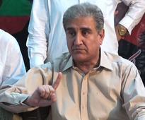 Shah Mehmood slams govt for neglecting FATA