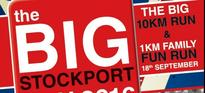 The BIG Stockport Run is back for 2016  date for your diary