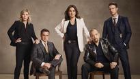 Mariska Hargitay: Backstage at 'Law & Order: SVU' is like a 'day care center'