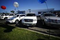JD Power, LMC forecast 4.5 percent drop in Jan U.S. auto sales