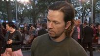 Wahlberg on new film about BP oil disaster