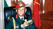 Always wanted to be in Indian Army since childhood, says General Bipin Rawat