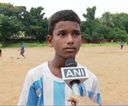 11-year-old Odisha slum-dweller to train at Bayern Munich academy