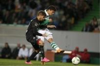 Sporting snatch dramatic win to stay top in Portugal