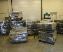 CBP Officers Seize $1.7 Million in Marijuana at World Trade Bridge