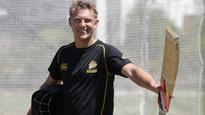 Englishman Scott Borthwick returns for Wellington Firebirds' Ford Trophy campaign