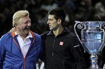 The successful team of Novak Djokovic and Boris Becker is dissolved