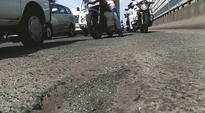 Mumbai: Small potholes across flyover pose big risk to motorists