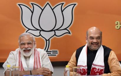 Modi releases song highlighting Centre's achievements