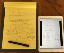 Wacom Bamboo Slate review: Smartpad marries traditional note-taking to online output