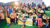 MSSA runners-up in U-16 All India hockey