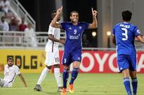 Al Nasr appeal AFC's decision to forfeit Champions League quarter-final over Wanderley's 'false' passport