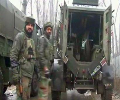 3 terrorists gunned down in encounter in Jammu-Kashmir