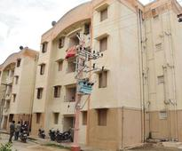 Slum Clearance Board tenements yet to be fully occupied