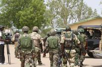 Nigerian army frees over 5,000 people from Bok...   By Rafiu Ajakaye LAGOS: The Nigerian army said on Sunday it h...