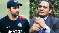 Rohit Sharma will find it tough to straightaway open in Champions Trophy: Mohammad Azharuddin