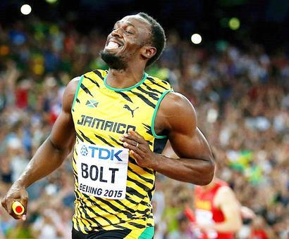 Usain Bolt eyes triple treat at Rio Olympics