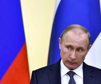 Putin might be hoping for 'another Syria' in Afghanistan