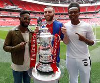 Tinie Tempah slammed for car crash FA Cup final performance ahead of Crystal Palace and Manchester United clash