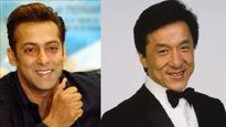 Not Shah Rukh Khan or Aamir Khan, Jackie Chan wants to meet Salman Khan!