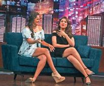 How Sania and Pari became inseparable