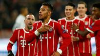 Champions League: Corentin Tolisso helps Bayern Munich end PSG's perfect Euro record with 3-1 win