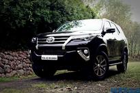 2016 Toyota Fortuner Garners Over 10,000 Bookings
