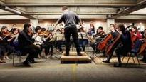 Car park orchestra wins classical award