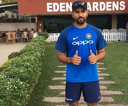 Team India focus on reverse sweep, short balls; Lanka inspect pitch