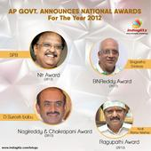 Winners get all: NTR Awards announced