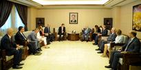 Moallem: Syria bent on combating terrorism and reaching political solution for crisis