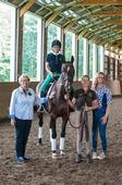 USEF/USPEA Center of Excellence, Carlisle Academy, Receives Federal Grant to Coach Disabled Veterans in Para-Equestrian Sports