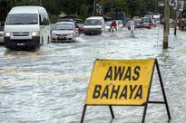More evacuated from floods in Kelantan