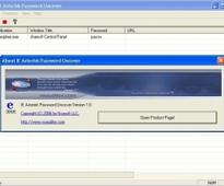 IE Asterisk Password Uncover 1.7.2