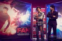 When SRK Met FAN in Tussauds