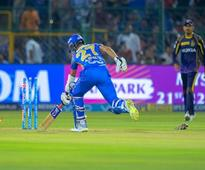 IPL 2018: RR beat Mumbai Indians in yet another nail-biter; Gowtham shines