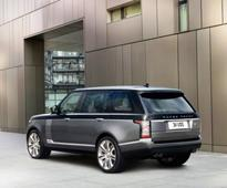 Land Rover sales dip in the UK