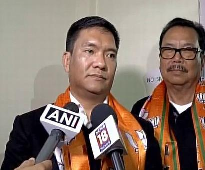 BJP forms government in Arunachal as 33 PPA MLAs join the party
