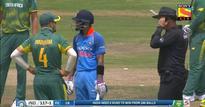Lunch taken with two runs to win - Virat Kohli shocked!